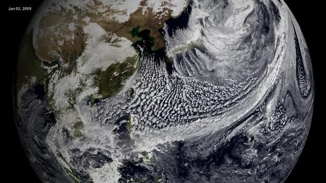 Simulation Nasa Nasa Cloud Simulation