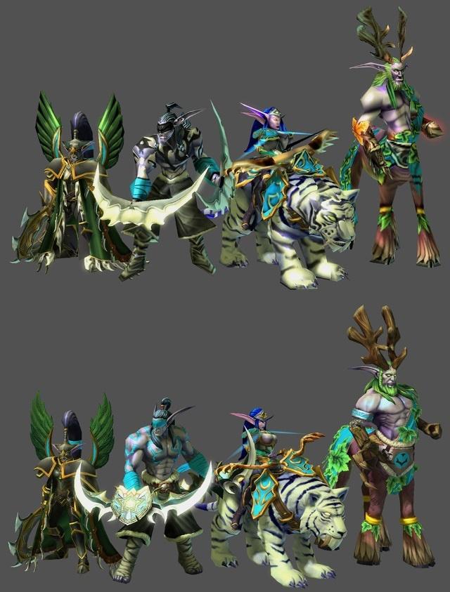 Warcraft 3 model editor collision shape - 7