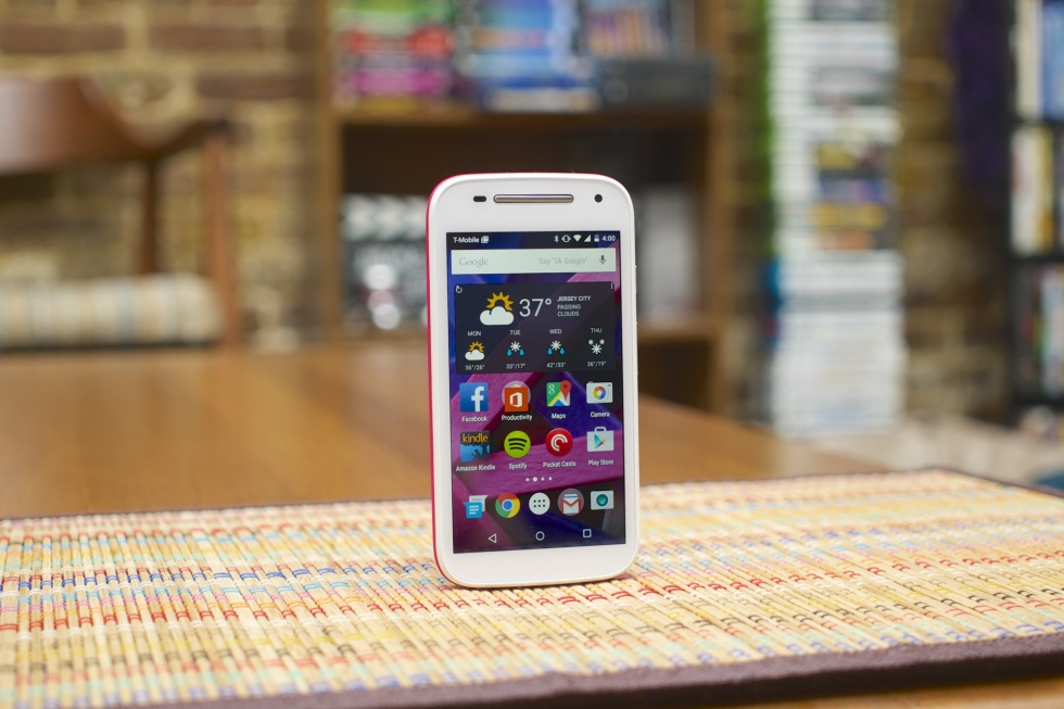 Review: The new Moto E is the most phone you can get for $150