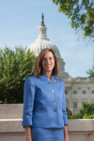House of Representatives member Katherine Clark (D-Mass.)
