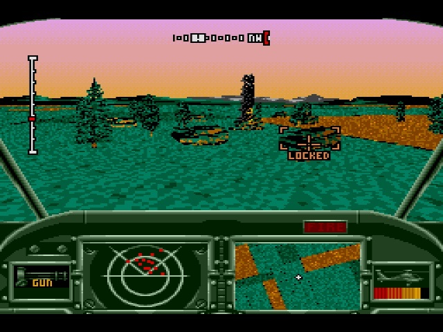 <em>AH-3 Thunderstrike</em>, also known as <em>Thunderhawk</em>, was raved about in 1992 to 1993 on Sega CD, Amiga, and DOS.