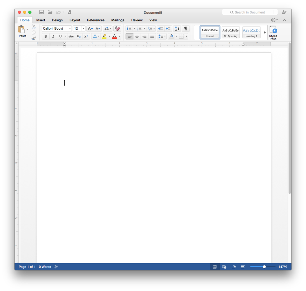 how to work out version of office on mac