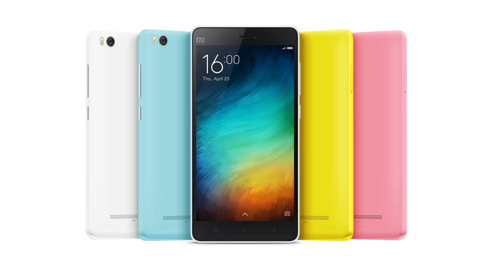Xiaomi's $205 Mi 4i mirrors the iPhone 5C design, claims 1.5-day battery