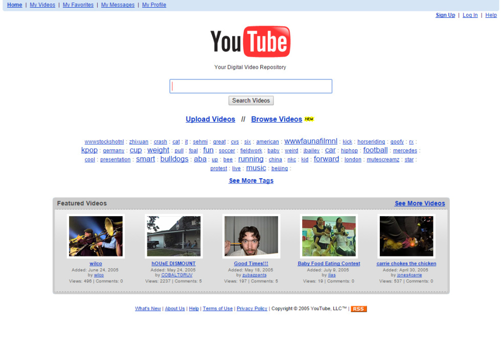 Techmeme: The history of YouTube and how Google overcame legal ...