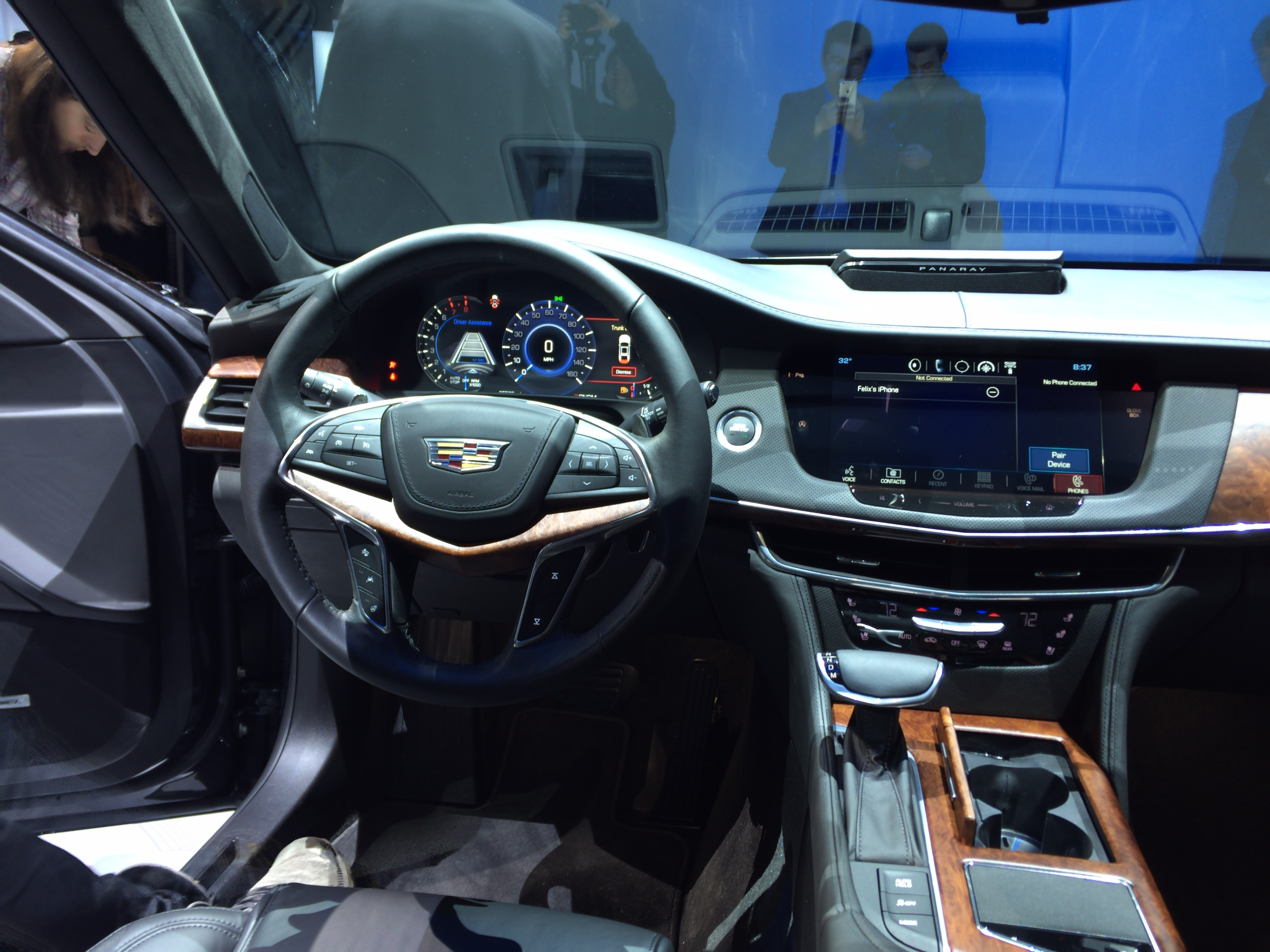 cadillac rear seat ct6 2017 2018 best cars reviews. Black Bedroom Furniture Sets. Home Design Ideas