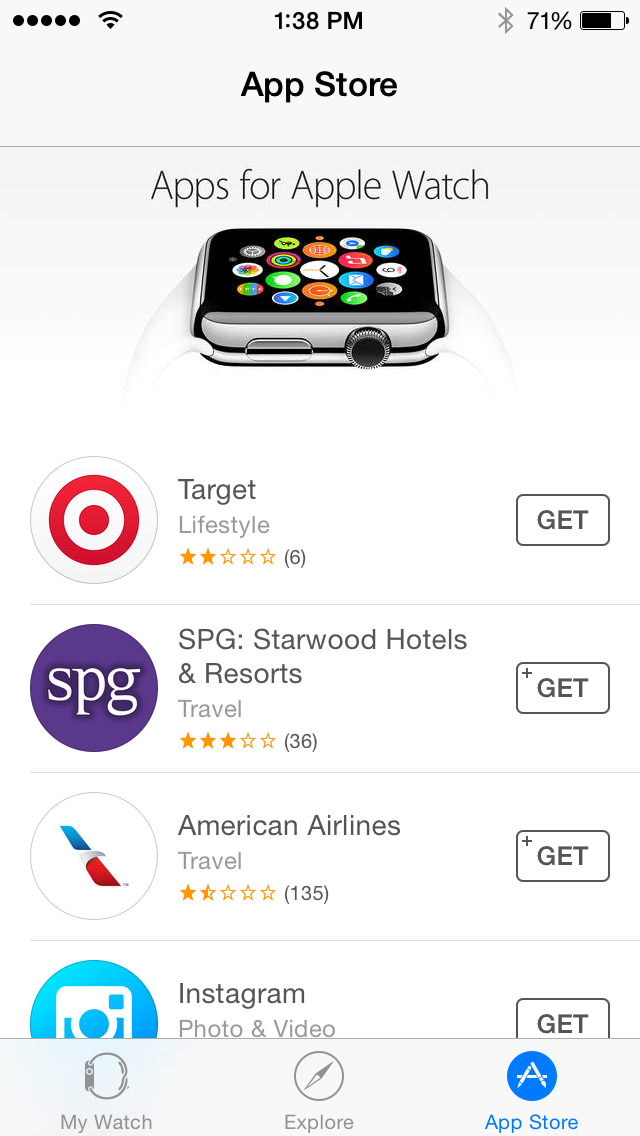 """Apple opens up the Apple Watch App Store with """"more than 3,000 apps"""" [Updated]"""