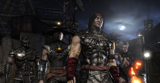 Warner Bros Announces Mortal Kombat XL