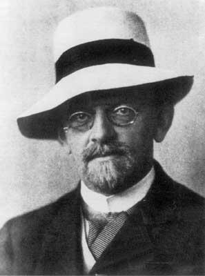 David Hilbert.