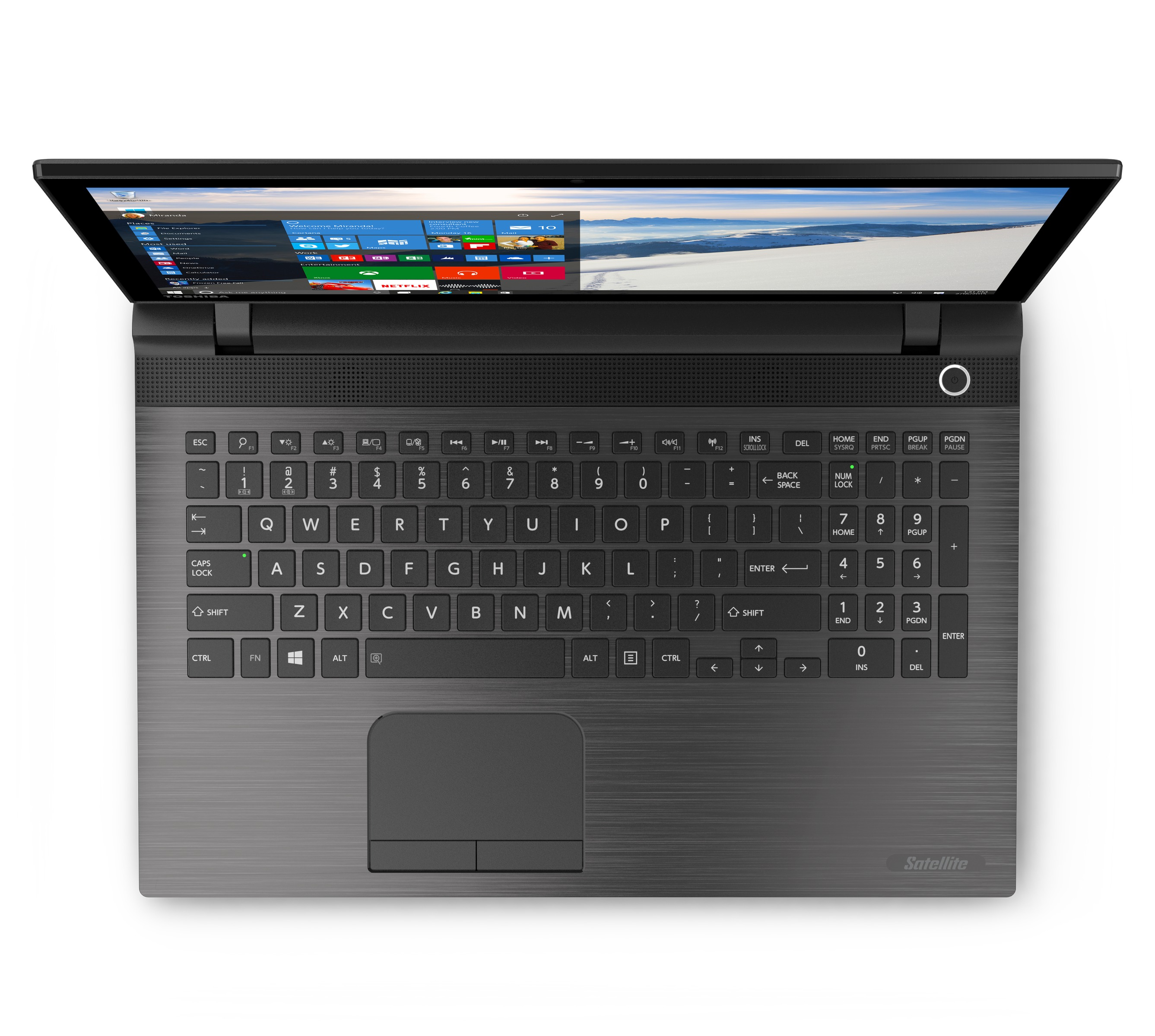 Back to school hp adds usb type c toshiba goes for a for Window keyboard
