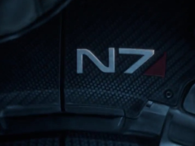 That looming N7 symbol from the trailer.