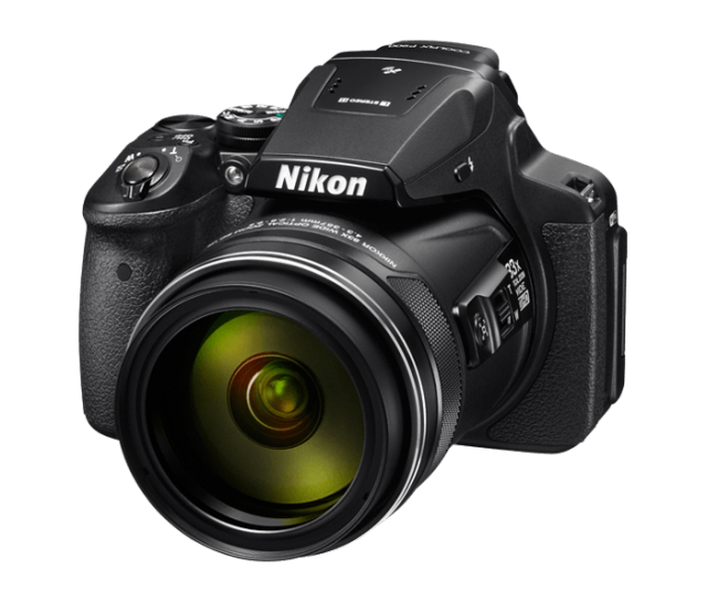 Watch people from miles away with Nikon's astonishing 83× 2000mm superzoom camera