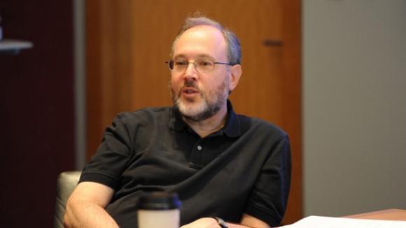 HHMI's Gerry Rubin.