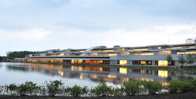 HHMI's Janelia Research Campus.