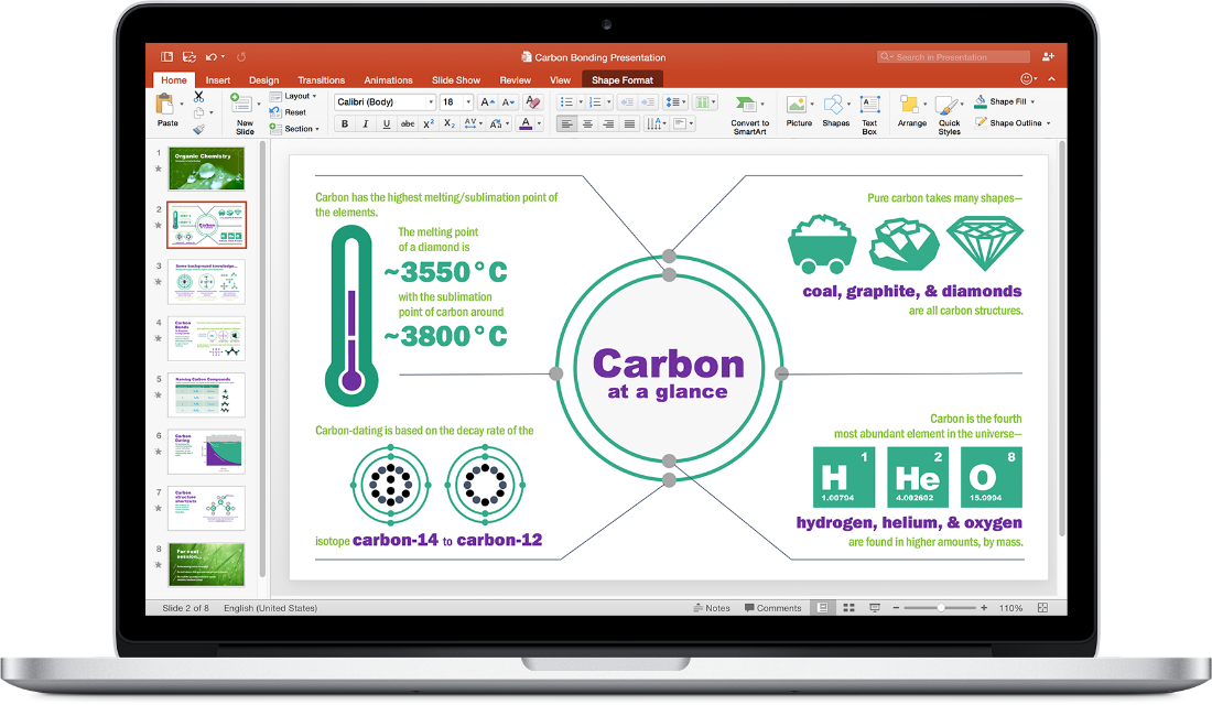 Microsoft Office 2016 Home & Business for Mac – eProducts