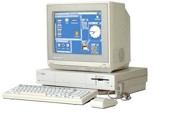 Amiga computer
