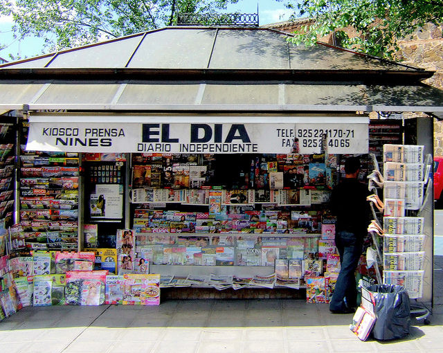"""New study shows Spain's """"Google tax"""" has been a disaster for publishers"""
