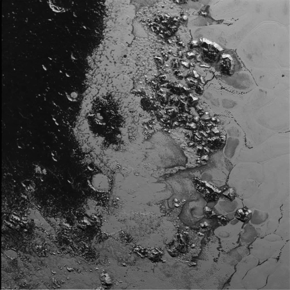 Latest Scientific News: New Horizons Data Shows Pluto's Atmosphere, Surface
