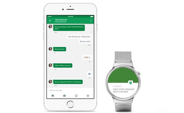 Android Wear on iOS: A hobbled, Google-centric smartwatch ...
