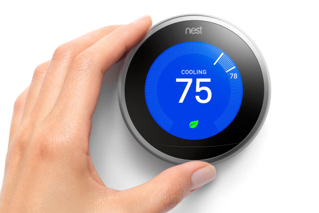 3rd generation nest learning thermostat arrives for 249 - Nest learning thermostat ...