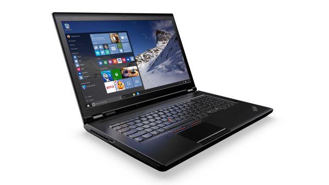 The ThinkPad P70.