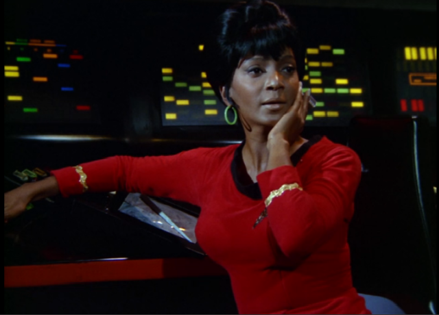Uhura's character was a breath of fresh air in <em>the Original Series</em> world.