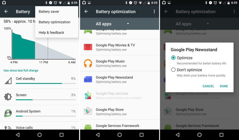 Android 5 vs Android 6: Ce diferente sunt intre cele doua versiuni? 144
