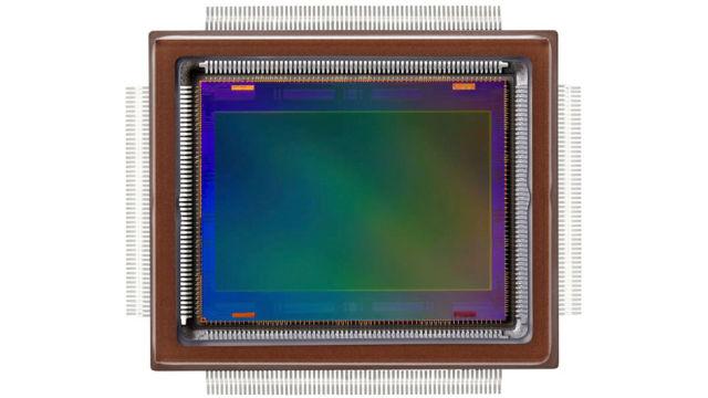 Canon Unveils 250 Megapixel Prototype Dslr Camera Sensor