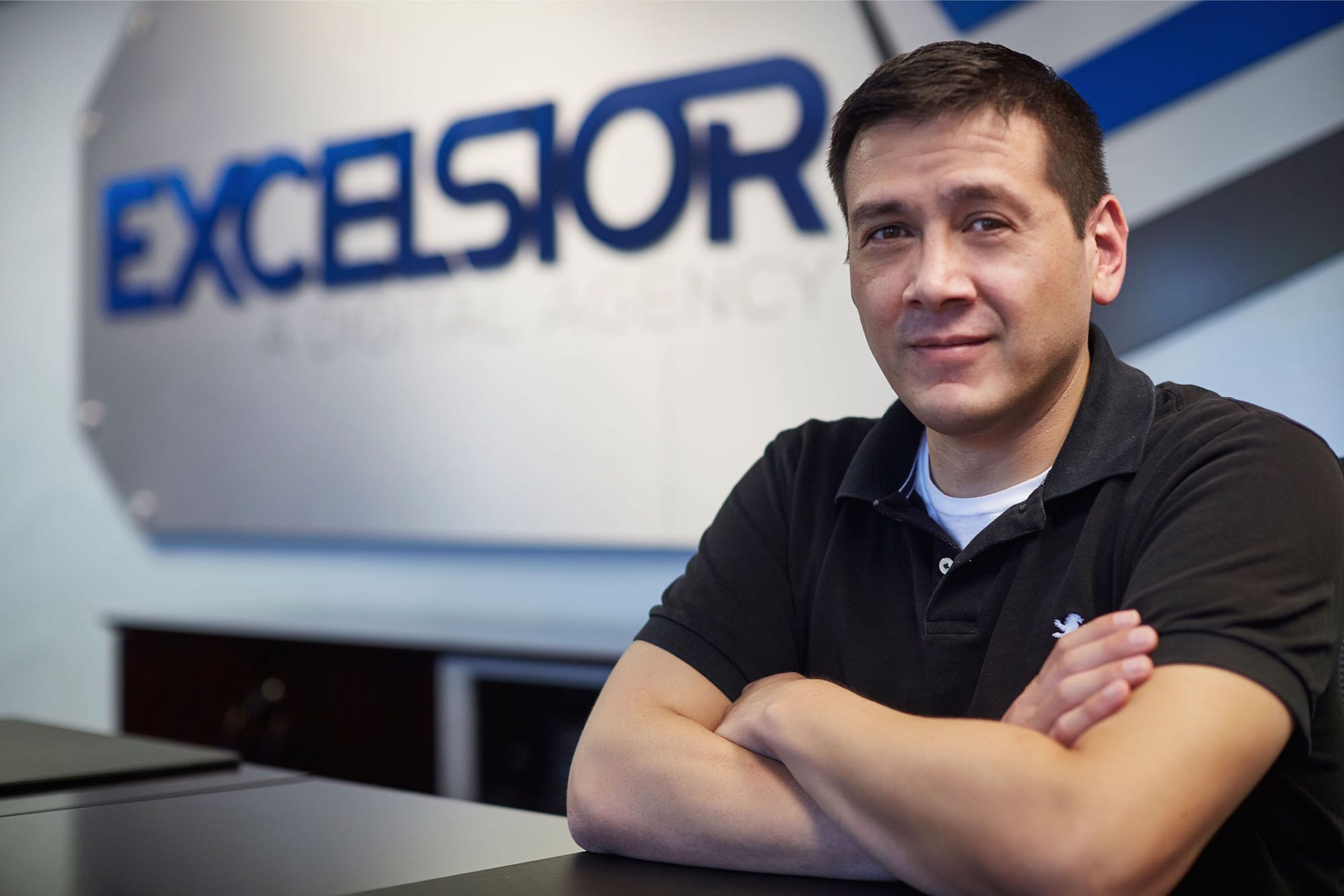 Brian Dunlap, COO of Liberty Media and its production company Excelsior. The company is in a legal dispute with Marc Randazza, its former general counsel.