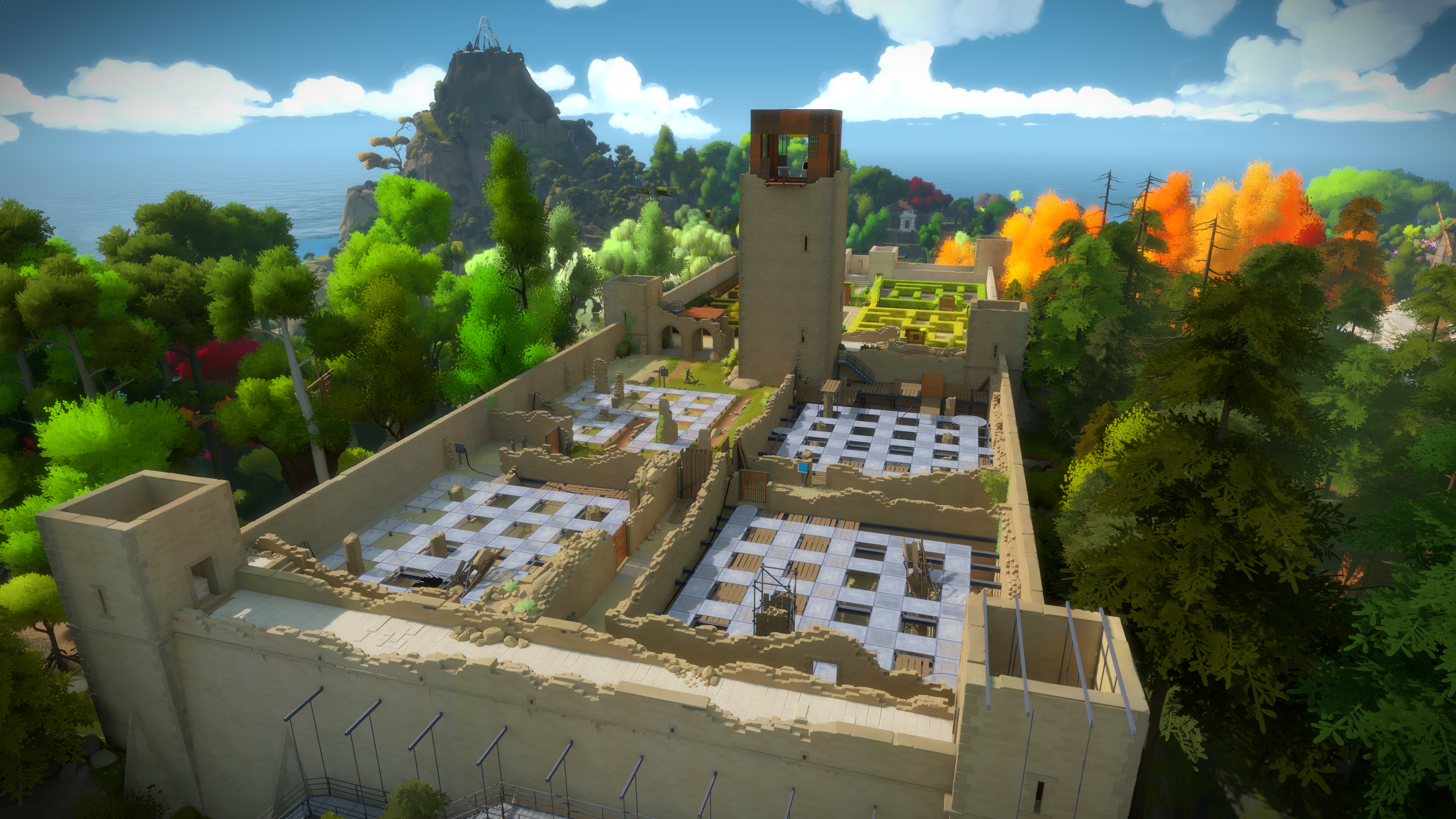 [PS4] The Witness  Shot_2015.09.16__time_12_53_n20