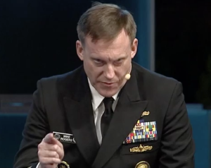 NSA chief Michael Rogers.