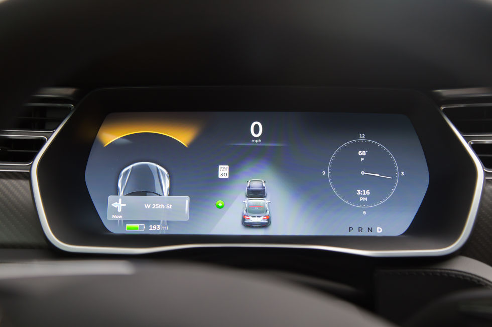 how to turn on autopilot in tesla model s