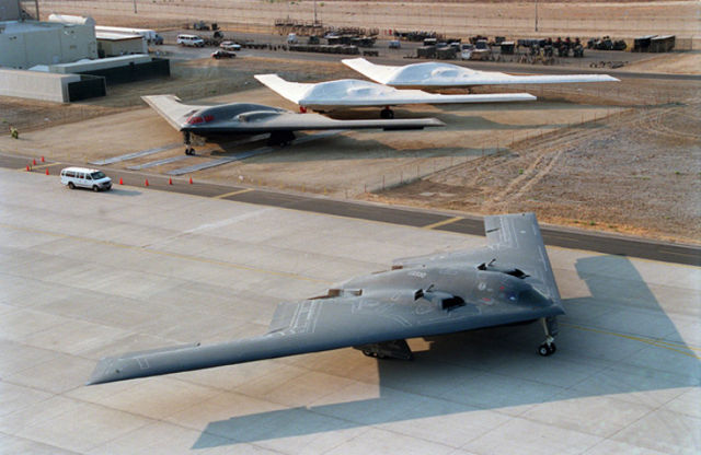 The B-2 Spirit Bomber, Northrop Grumman's stealth bomber built in the 1990s, was plagued by cost overruns and is one of the world's most expensive aircraft to operate.