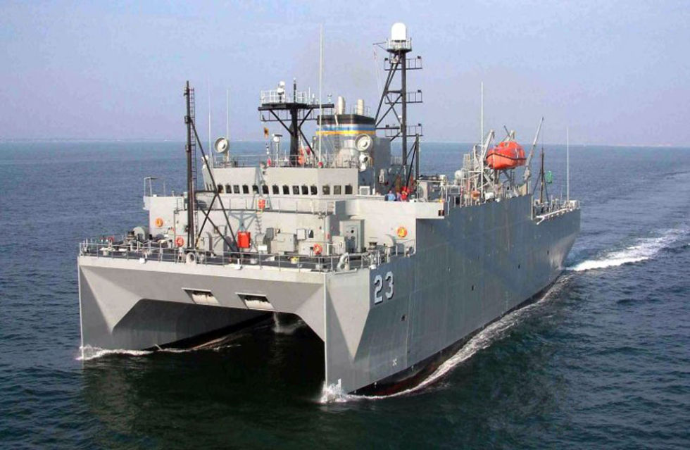 Russian Navy S Aggressive Activity Near Underwater