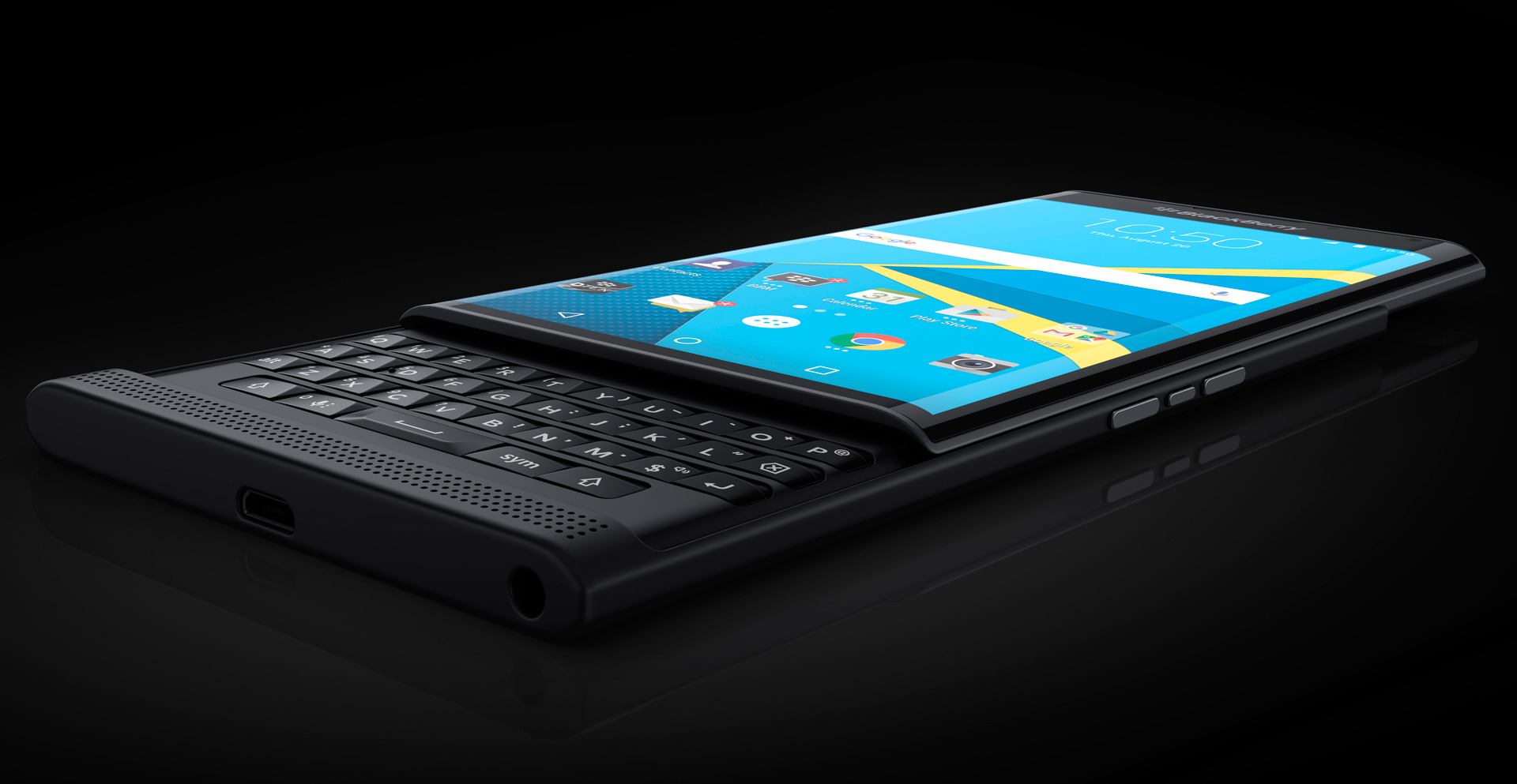 The BlackBerry Priv..the death knell of BlackBerry OS?
