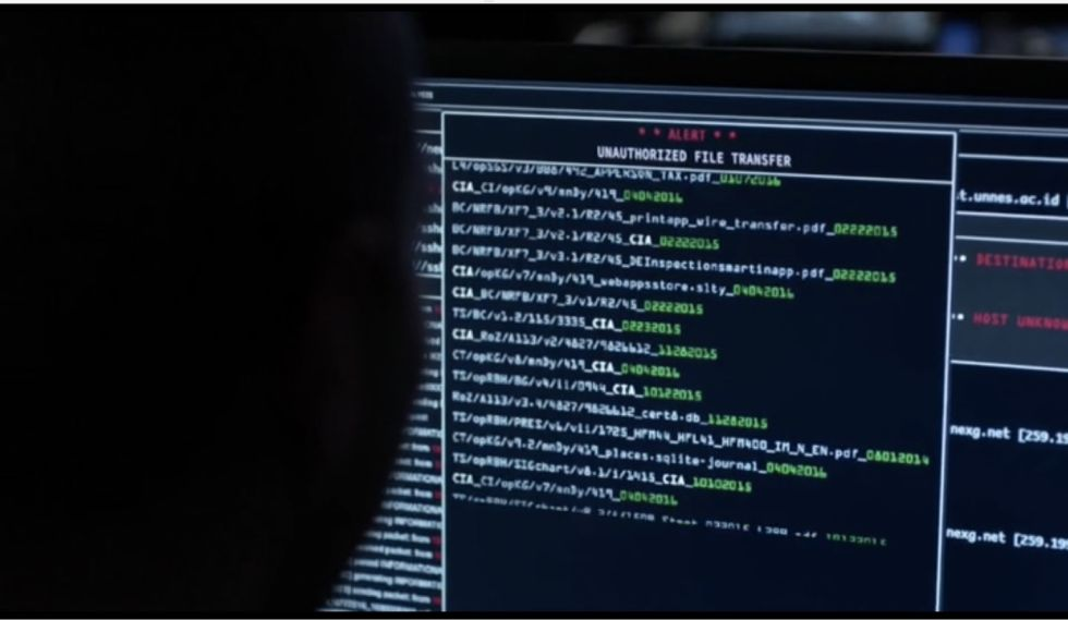 I'm no expert, but holy crap the hacking on Homeland was bad