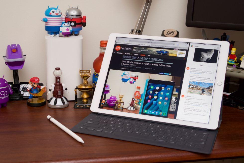 iPad Pro - Spolehlivě nejvýkonnější iOS zařízení, které si troufne i na notebooky