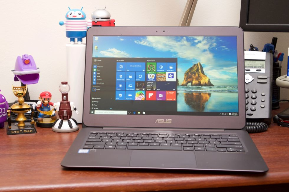 Review: Asus' excellent midrange laptop gets much better with Skylake