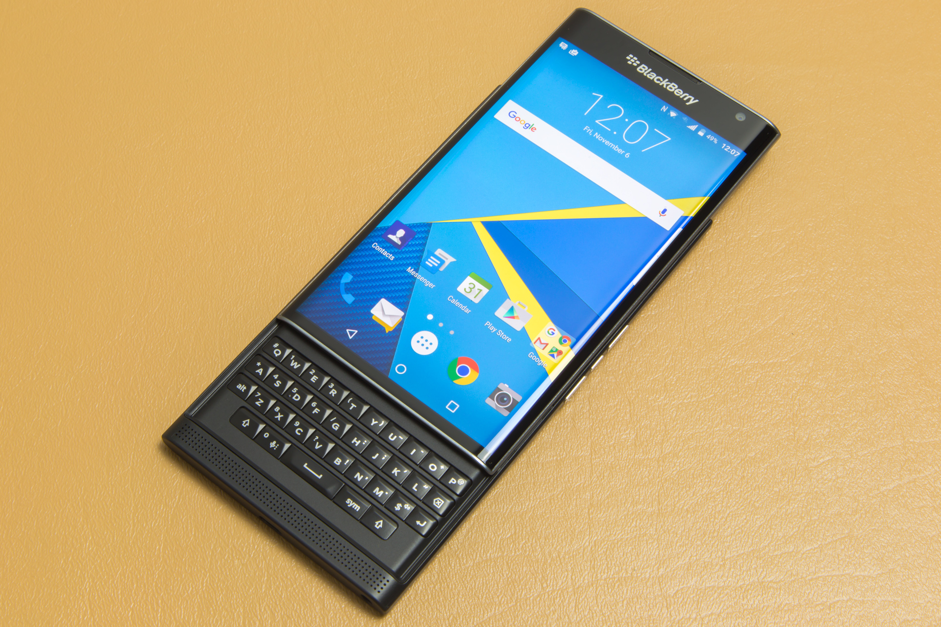 Blackberry Priv Review Android Fixes The Os But The