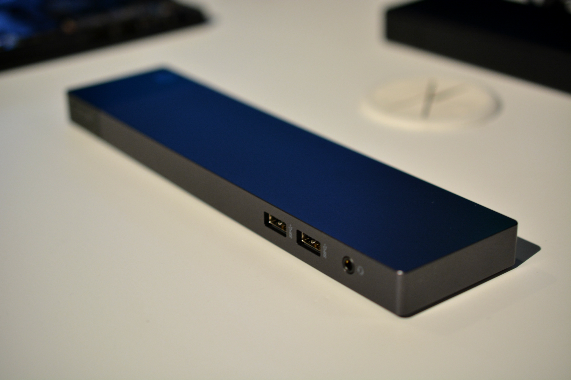 HP's new $299 Thunderbolt 3 dock.