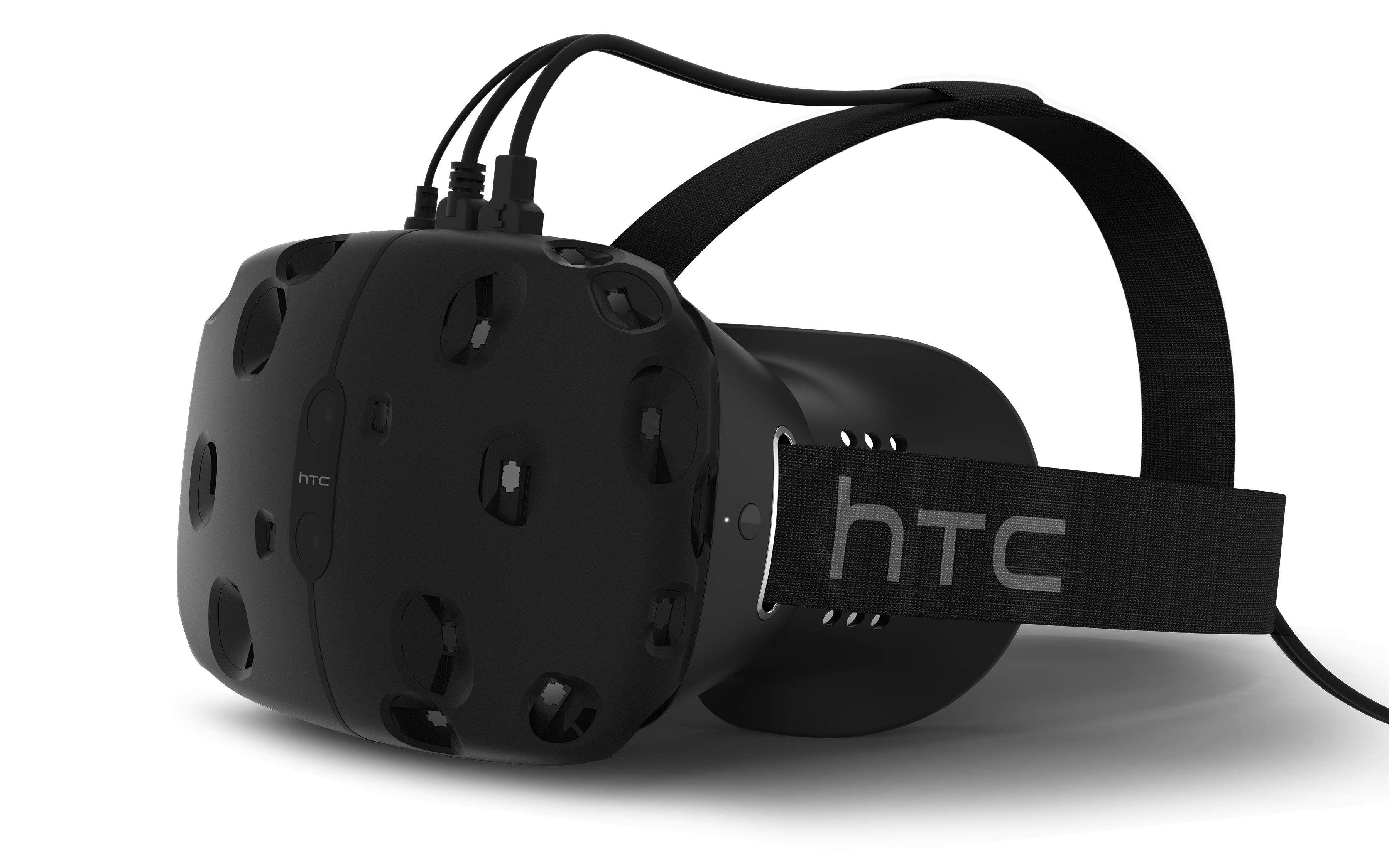 The HTC Vive is going to be the Rift's main competitor.