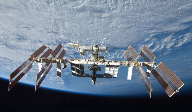The space station will fly until at least 2024.