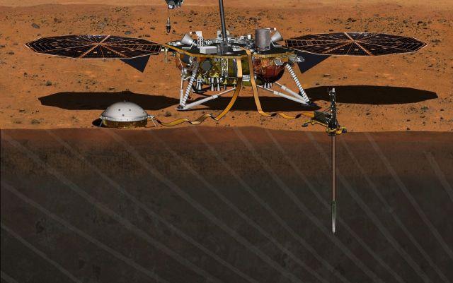 NASA suspends 2016 launch of Mars lander