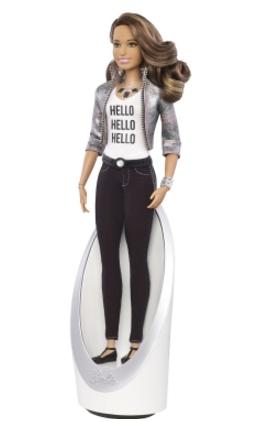The dreaded Hello Barbie.
