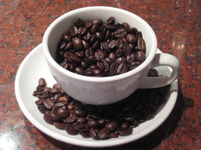 Coffee - Magazine cover