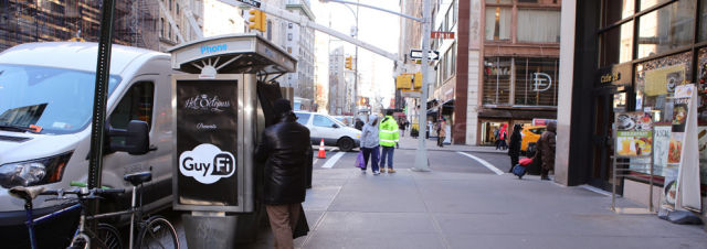 In NYC, pay phones become free Wi-Fi hotspots—and masturbation stations