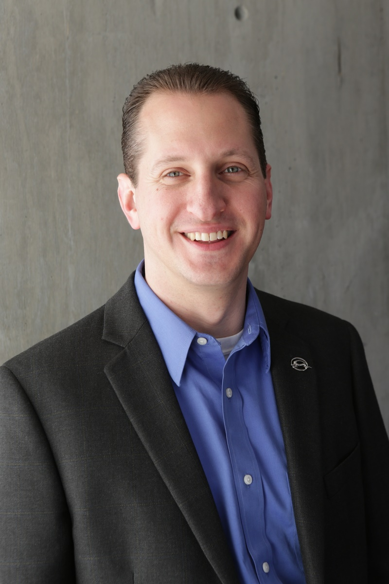 General Motors Cybersecurity Chief Jeff Massimilla.
