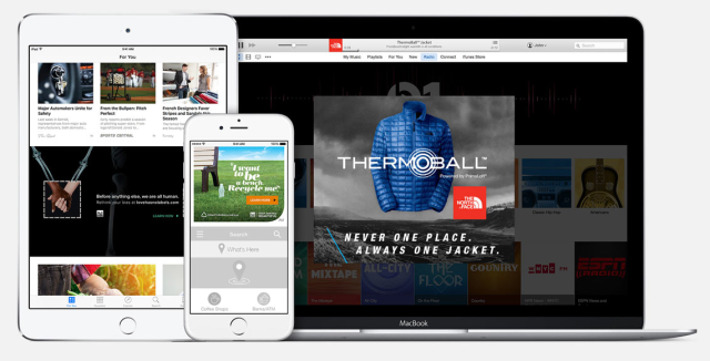 "Report: Apple ""stepping away"" from iAd, giving publishers the reins"