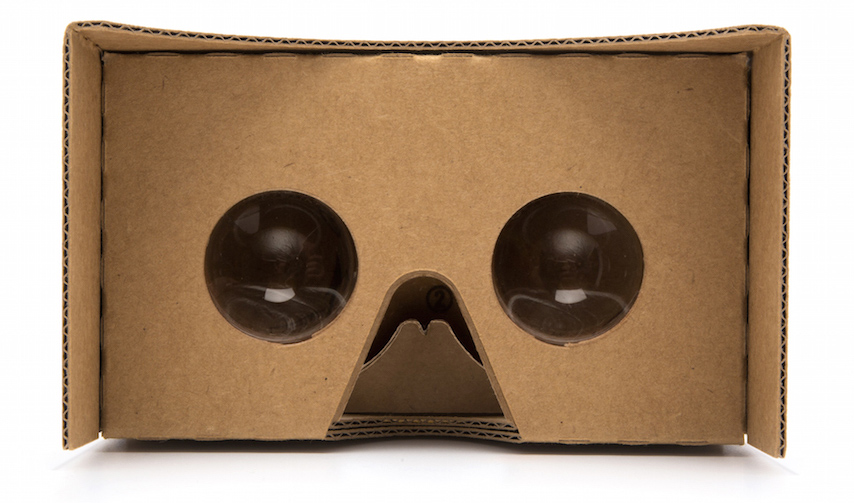 Google is devoting such a large amount of resources to VR, it has to have more than Cardboard planned.