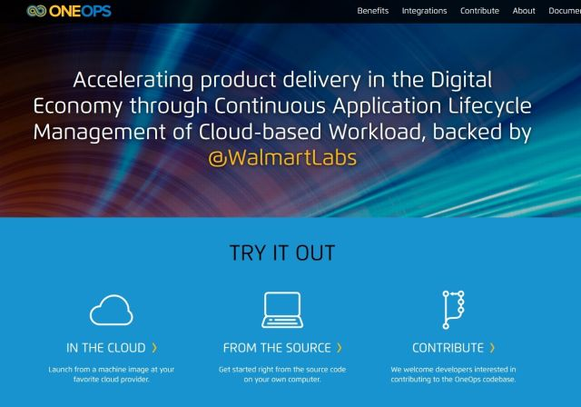 A new open source cloud management tool… from Walmart