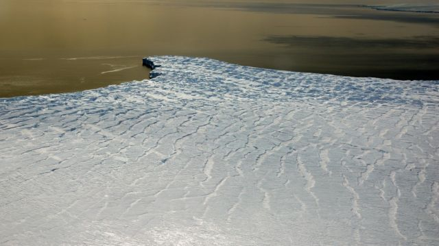 A full catalog of the Antarctic ice shelves that should terrify us